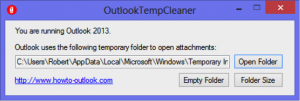 Outlook tool