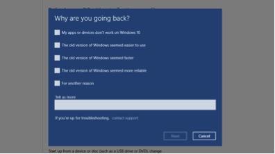 Windows 10 uninstall blue screen
