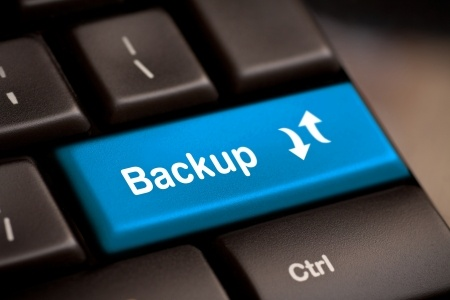 Backup your data