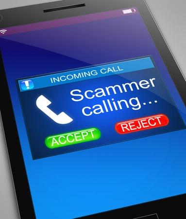 ISP pop up scam