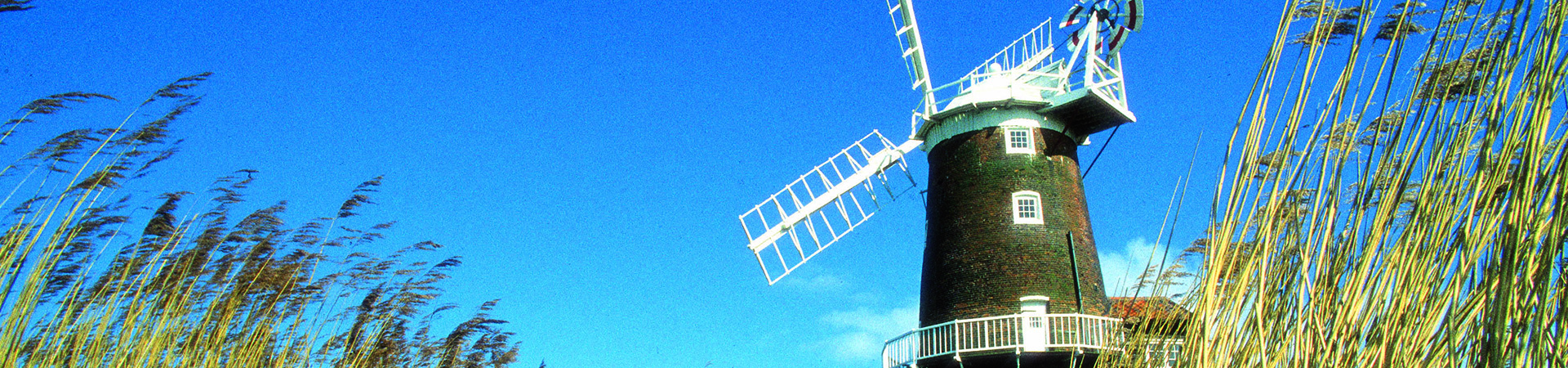 Suffolk & Norfolk Windmill